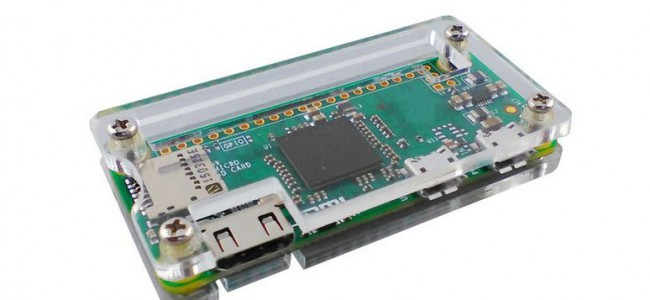 Raspberry pi zero case arduino and esp