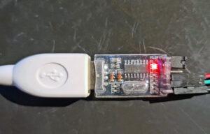 Serial USB adapters testing